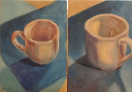 White Cup Study 1, 2