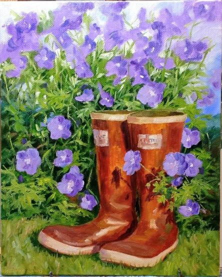 Boots & Cranesbill
